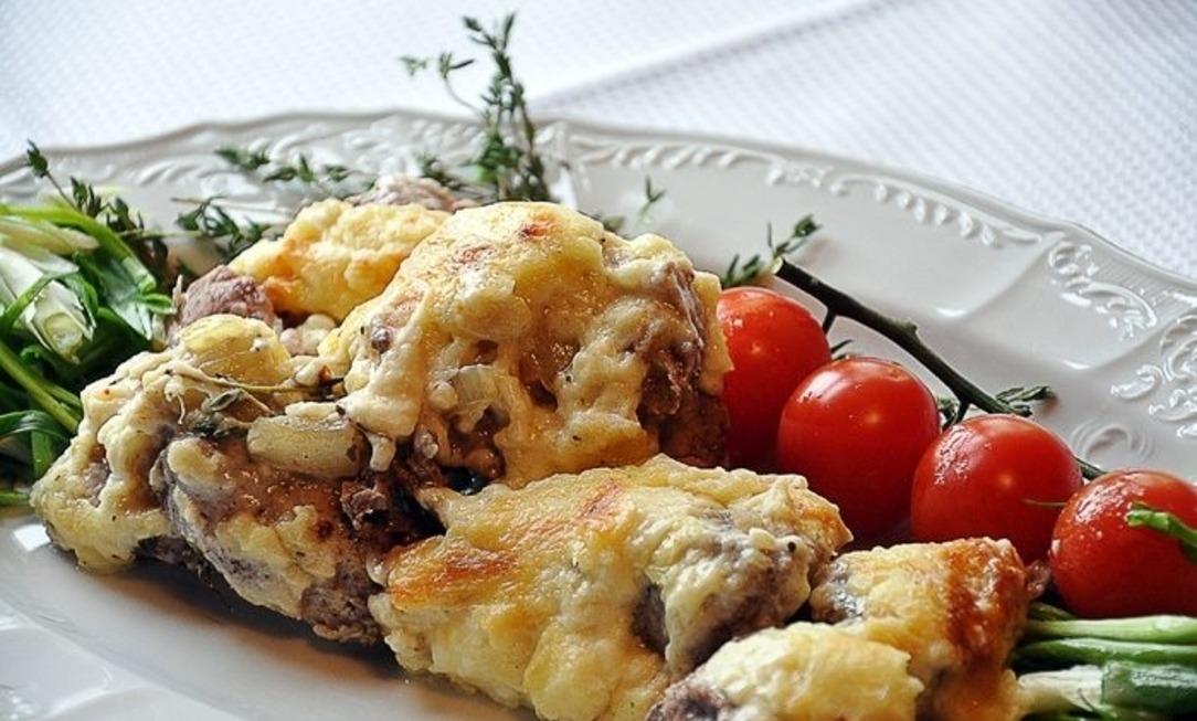 Mėsa su bulvėmis prancūziškai