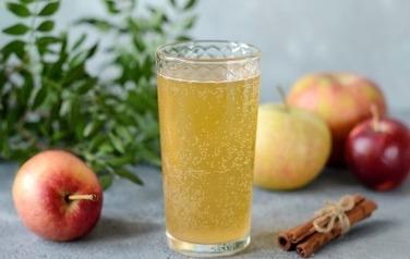 Nealkoholinis obuolių sidras